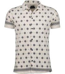 dstrezzed overhemd - slim fit - grijs