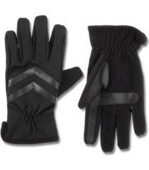 isotoner men's heritage touchscreen gloves