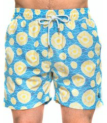 pantaloneta de baño hombre sloop fit talpe - blubarqué