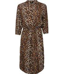 sl zaya dress knälång klänning beige soaked in luxury