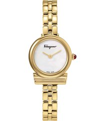 women's salvatore ferragamo gancio bracelet watch, 22mm