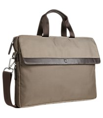jos. a. bank nylon & leather briefcase clearance