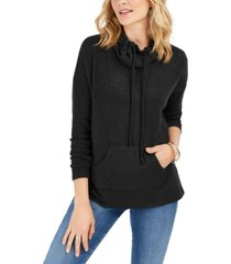 style & co cowlneck pullover, created for macy's