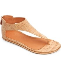 gentle souls by kenneth cole lark toe thong sandals women's shoes
