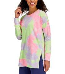 jenni tunic pajama topper, created for macy's