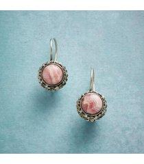 sundance catalog women's raspberry swirl earrings