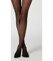 calzedonia 20 denier action tights medium woman black size 3