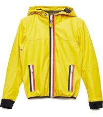 jtech overcoat outerwear jackets & coats windbreaker geel diesel