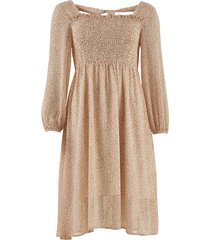 a-view anastacia dress sand