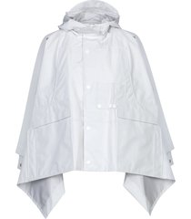 courreges capes & ponchos