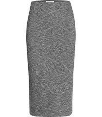 jozy lång kjol grå sparkz copenhagen