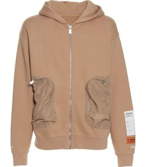 caramel hoodie jumper