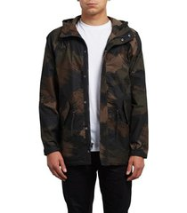 windjack volcom lane parka jacket