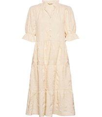 bergitta dress dresses everyday dresses creme minus