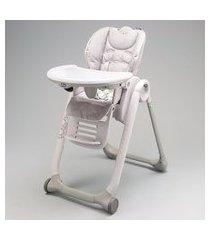 cadeira para refei&ccedil&atildeo polly 2 start - happy silver
