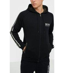 boss authentic jacket h tröjor black