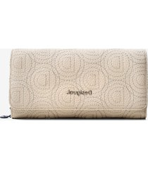 rectangular wallet reverse d - white - u
