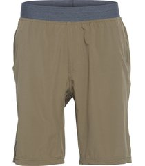 prana men's super mojo shorts 2.0 - sepia x-large cotton