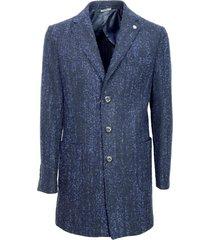 extra slim fit boucle coat art. 2586