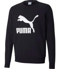 sweatshirt classics logo crew