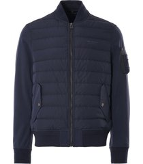 belstaff mantle jacket | dark navy | 7102083-nvy