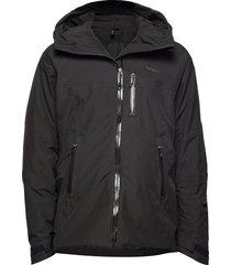 stranda ins hybrid jkt outerwear sport jackets zwart bergans