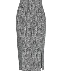 trussardi jeans midi skirts