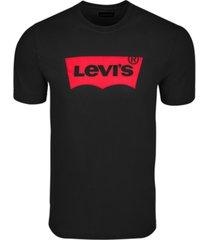 levi's men's big & tall batwing logo t-shirt