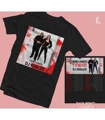 demi lovato tour dates 2018 t shirt avilable men/women zee s-3xl code:k