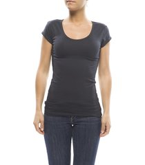 claesens ladies t-shirt round neck s/s navy