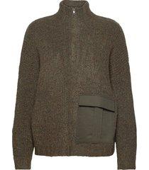 abey knit gebreide trui groen résumé