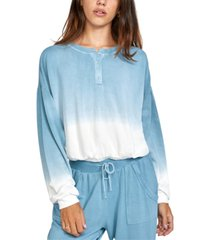 rvca juniors' downtown pullover top