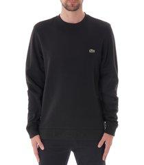sport crew neck sweatshirt - black sh8577-031