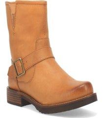 dingo women's casey leather bootie women's shoes