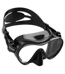 máscara de mergulho cressi frameless .