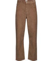 harold trousers jeans comfort fit brun wood wood
