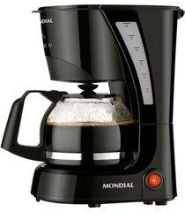 cafeteira mondial pratic c25 preta