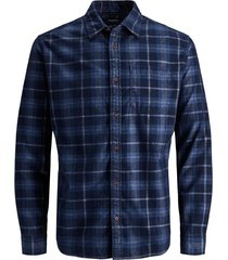 overhemd geruit corduroy