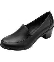 zapato mujer constance negro flexi