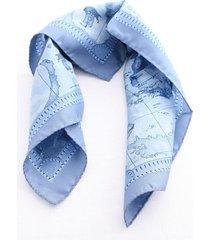 foulard alviero martini 1a classe k3250 twill 192