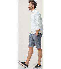 shorts alain i chambray