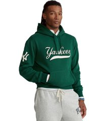 polo ralph lauren men's mlb yankees hoodie