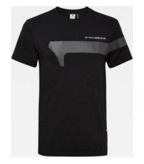 men's 1 reflective graphic t-shirt