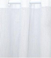cortina  santista 230x280 londres lais cinza - cinza - dafiti