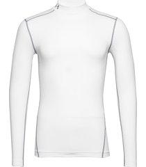 ua cg armour mock t-shirts long-sleeved vit under armour