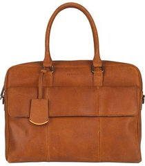 laptoptas burkely on the move laptopbag flap 15 inch