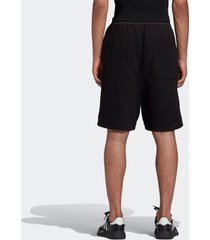 y-3 men's classic terry shorts - black - xl