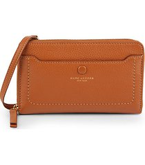 empire city leather wallet crossbody bag