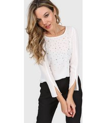 blusa natural asterisco fresno