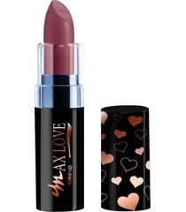 batom bastã£o love max love lv286 rosa - rosa - feminino - dafiti